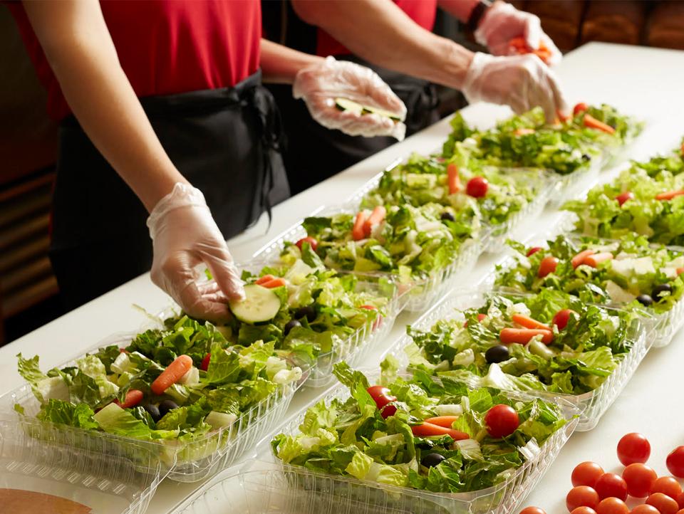 salad prep franchise