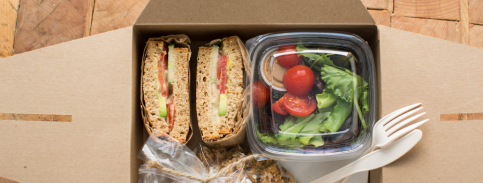 lunch box catering company
