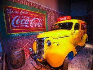 world of Coca Cola atlanta ga attraction