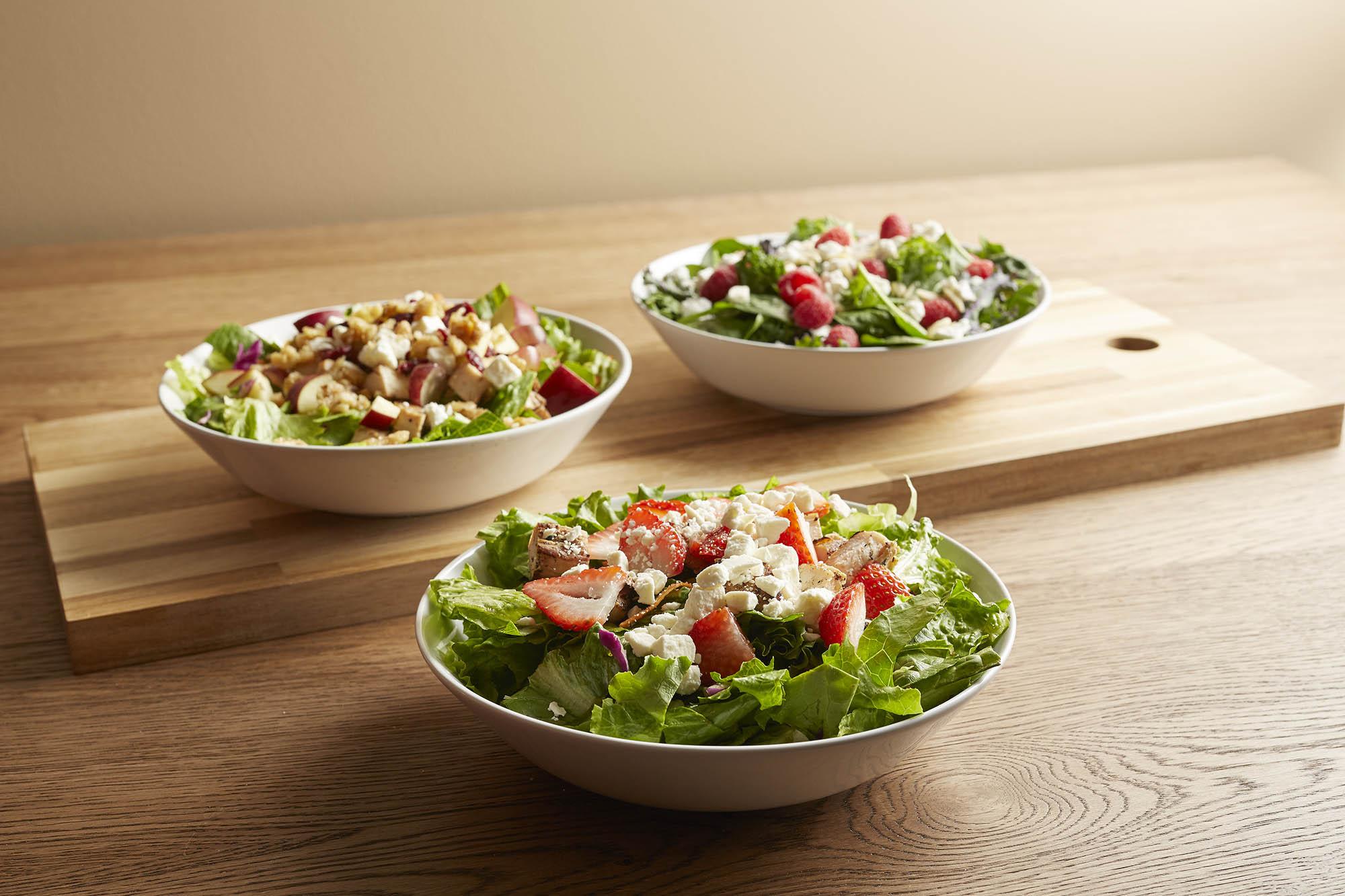 apple spice salads