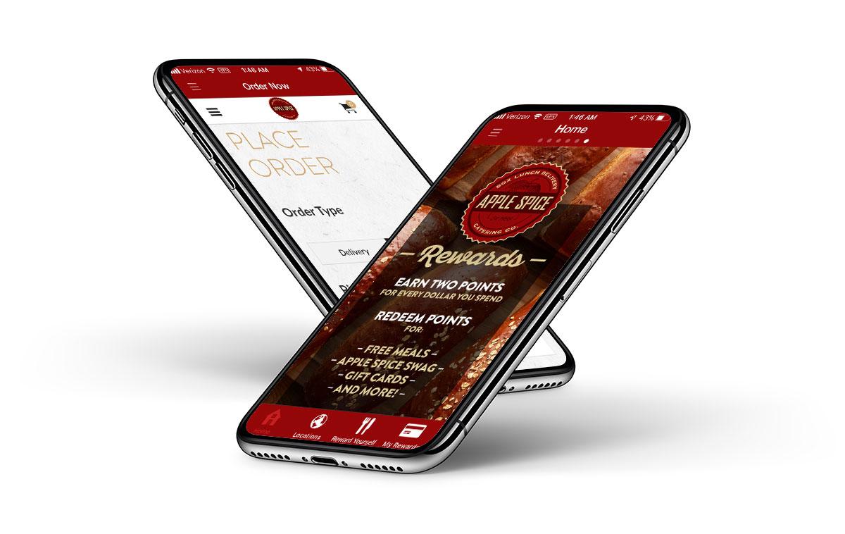 phone rewards apple spice