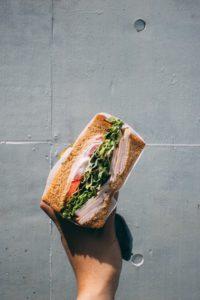 sandwich corporate catering menu ideas