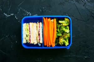 corporate lunch box catering