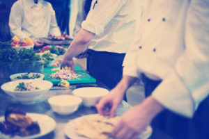 business lunch event catering san diego ca