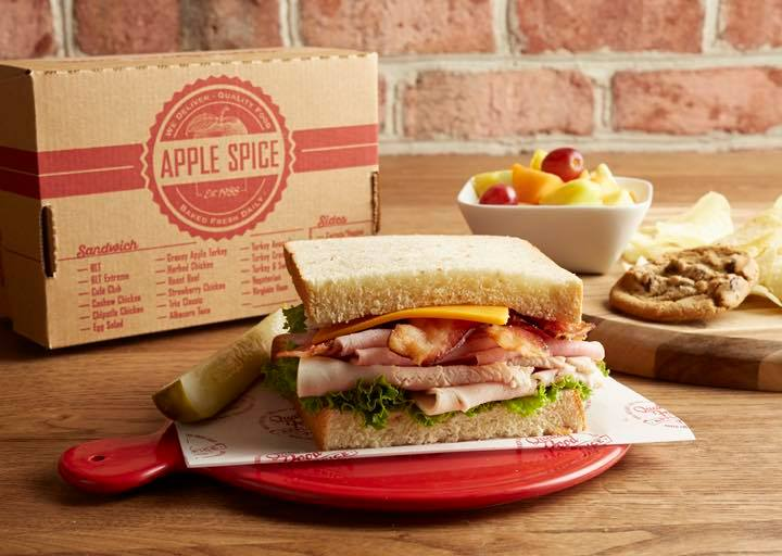 lunch box catering and delivery Charlotte nc