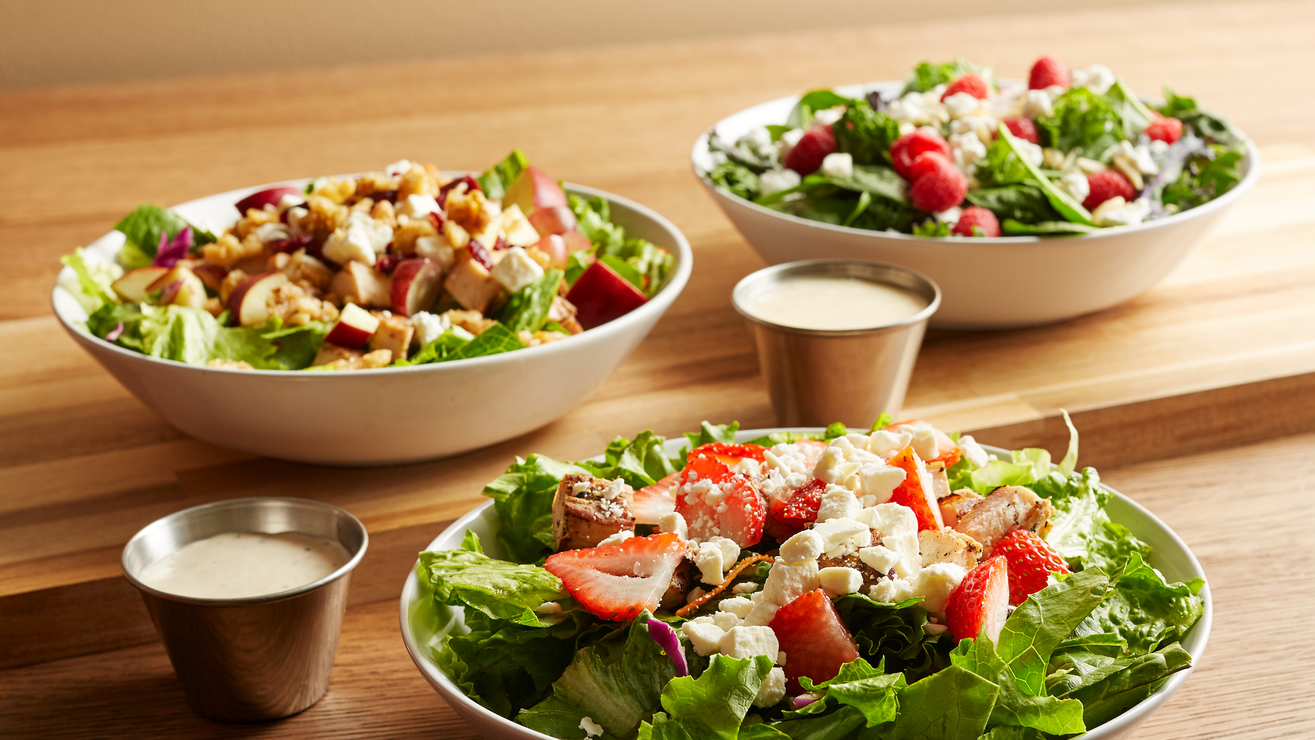Apple Spice Fresh Catered Salads